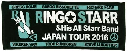 Ringo Starr & his All-Starr Band JAPAN Tour 2016