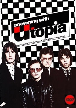 An Evening With Utopia on DVD