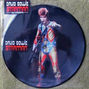 David Bowie / Starman [Limited Picture Single] sorry: sellout